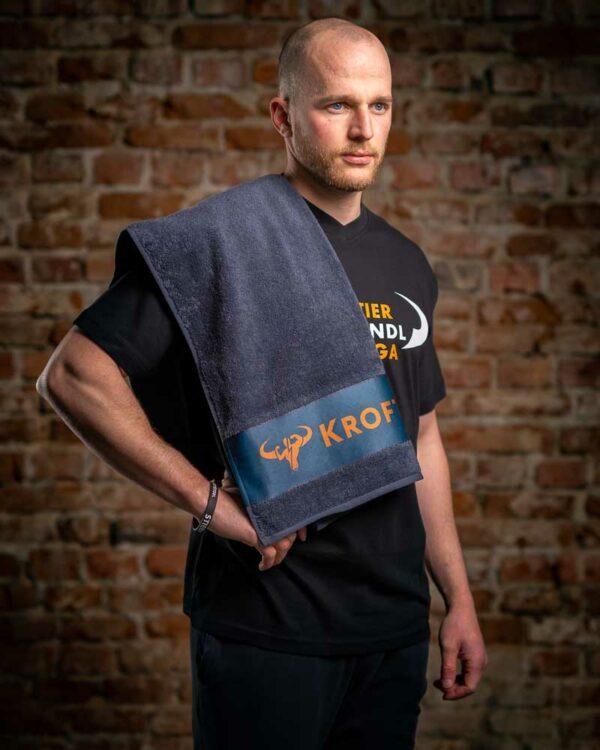 kroftstodl handtuch